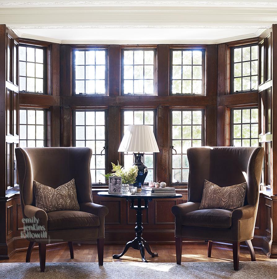 Whitehaven interiors helen draper young for Carter wells interior design agency